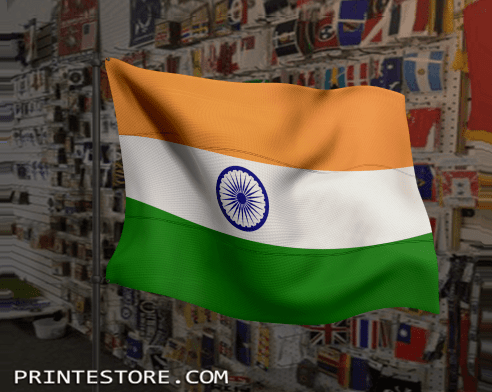 Flag of India   Buy