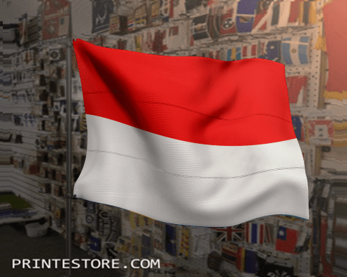 Flag of Indonesia | Buy
