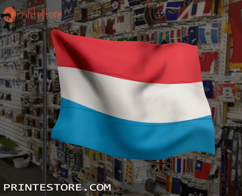 Flag of Luxembourg   Buy