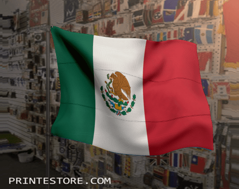 Flag of Mexico   Buy